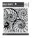 Hero Arts leimasin Nautilus Pattern Bold Prints