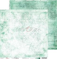 Craft O'clock skräppipaperi Mint Mood 01