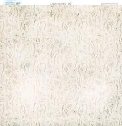 Paper Heaven skräppipaperi Love Notes 02