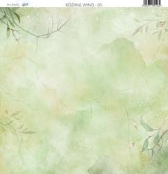 Paper Heaven skräppipaperi Rose Wine 05