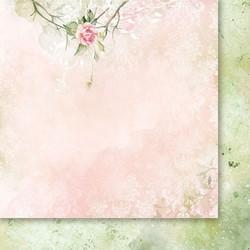Paper Heaven skräppipaperi Rose Wine 06
