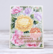 Pinkfresh Studio Flower Garden -leimasinsetti