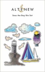 Altenew Seas the Day -stanssisetti