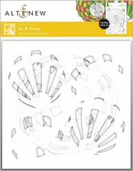Altenew Up & Away Simple Layering -sapluunasetti