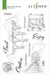 Altenew Enjoy Your Journey -leimasinsetti