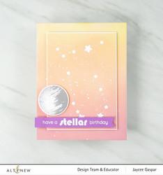 Altenew Stellar -stanssisetti