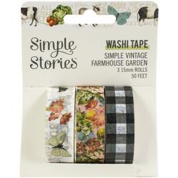 Simple Stories Simple Vintage Farmhouse Garden washiteipit
