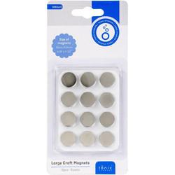 Tonic Studios Small Craft Magnets 15mm, magneetit, 6 paria