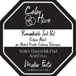 Maker Forte Color Hive reMARKable -mustetyyny, sävy Eclipse Black