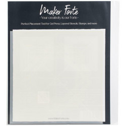 Maker Forte Perfect Placement Tool -alusta