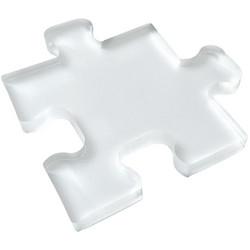 Gel Press Gel Plate Puzzle Piece 4