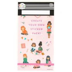 Mambi Create Your Own Sticker Pack -kansio