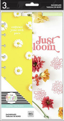 Mambi Classic Dashboards Pressed Florals
