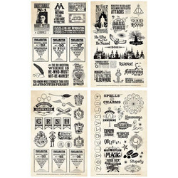 Paper House tarrat Harry Potter Papers & Proclamations
