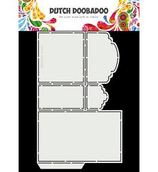 Dutch Doobadoo Box Art Pop-up Box -sapluuna