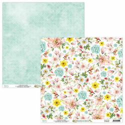 Mintay skräppipaperi Beauty in Bloom 05