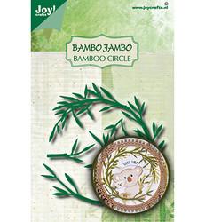 Joy! crafts Bamboo Circle -stanssi