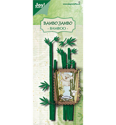 Joy! crafts Bamboo -stanssi