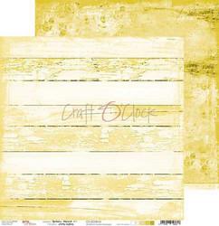 Craft O'clock skräppipaperi Yellow Mood 04