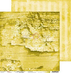 Craft O'clock skräppipaperi Yellow Mood 05