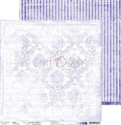 Craft O'clock skräppipaperi Lavender Mood 01