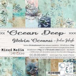 Craft O'clock paperipakkaus Ocean Deep, 8