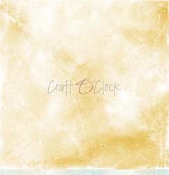 Craft O'clock skräppipaperi Woodland Friends 06