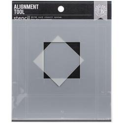 Hero Arts sapluuna Alignment Tool, A2 & A6