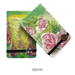 Pink Ink Designs riisipaperit Garden Rose