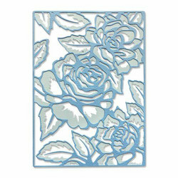 Sizzix Thinlits stanssisetti Floral Lattice