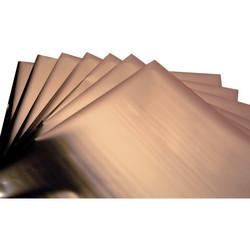 Sizzix Effectz Decorative Foil -folio, sävy Rose Gold, 10 arkkia