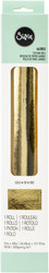 Sizzix Surfacez Texture -rulla, sävy Gold, 12