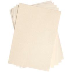 Sizzix Surfacez Opulent Cardstock -pakkaus, Ivory