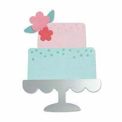 Sizzix Bigz stanssi Celebration Cake