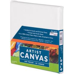 Pro Art Stretched Artist Canvas -pohja, 6