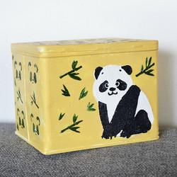 Aladine sapluuna Panda, 20 x 30 cm