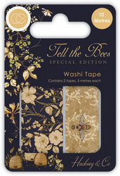 Craft Consortium Tell The Bees Washi -teipit