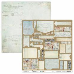 Studio Light skräppipaperi Planner Essentials 30