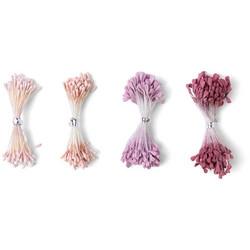 Sizzix Making Essential Flower Stamens -heteet, punainen