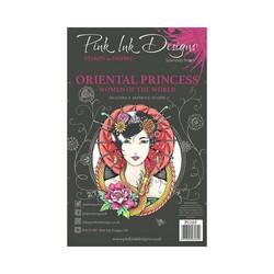 Pink Ink Designs leimasinsetti Oriental Princess