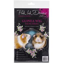 Pink Ink Designs leimasinsetti Guinea Wig