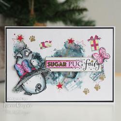 Pink Ink Designs leimasinsetti Pawsome Pooch
