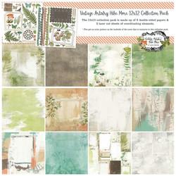 49 and Market paperipakkaus Vintage Artistry Hike More 12