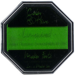 Maker Forte Color Hive -mustetyyny, sävy Limewired (neon)