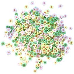 Buttons Galore Sprinkletz -koristeet, Pastel Blooms