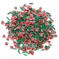 Buttons Galore Sprinkletz -koristeet, Summer Melon