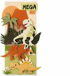Marianne Design stanssisetti Eline's Dinosaurus