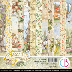 Ciao Bella paperipakkaus Aesop's Fables