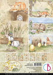Ciao Bella Creative Pad paperipakkaus Aesop's Fables