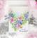 Pinkfresh Studio leimasinsetti Hydrangea and Rose